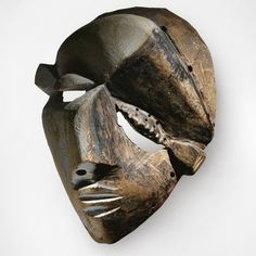 PENDE MASK, DEMOCRATIC REPUBLIC OF THE CONGO | lot | Sotheby's