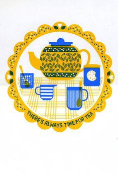 {Time For Tea} by Marcus Walters