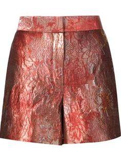 the row jacquard shorts 1390