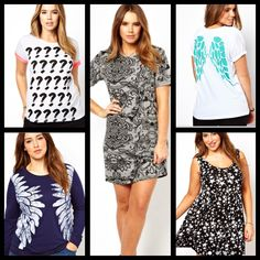 ASOS is havin a sale! This stuff is soon to be mine! Bwahaha   http://m.asos.com/mt/us.asos.com/Shop-womens-clothes-dresses-shoes-coats-bags-more-at-ASOS/108pds/?r=1=na_jtt_redirect  Asos curve Plus size fashion