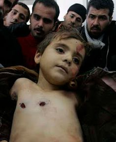 War in Syria. Such a beautiful child. His suffering is finally over. Take care of him now Jesus. Hold him in your arms and keep him safe from all evil.