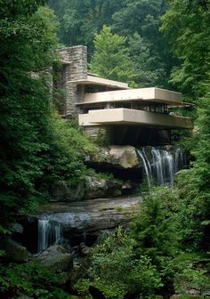 house in the woods.. my dream