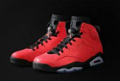 info for 91f86 31d16 Air Jordan Shoes Air Jordan 6 Toro Infrared 23 Authentic  Air Jordan 6 -  Here we offer you another authentic quality for the Air Jordan 6 Infrared  If you ...