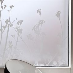 Wonderful Ester Window Screen Film (the Decorative New Window Screen Film From Maria  Liv Has A