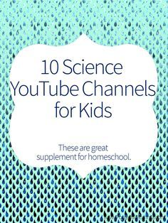 Some things that I just can't explain to my kids. Like what happens when you spill in space, there is a science YouTube video to show us what happens.