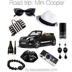 Road trip: Mini Cooper