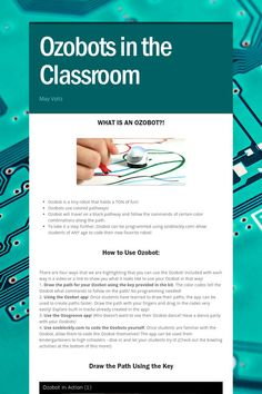 Ozobots in the Classroom