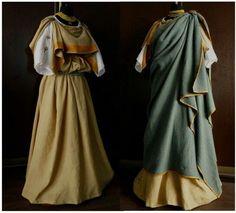 savelyeva ekaterina costume - rus/viking
