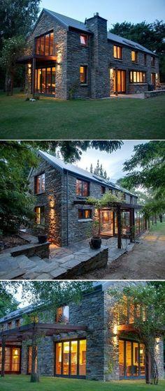 Modern Farmhouse by Sharon K Fox
