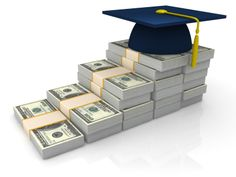 We think the graduation cap should be at the other end, don't you? #collegecanbeaffordable