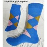 Mens argyle socks are one of the oldest pattern of socks f. Argyle socks for men come in a variety of colors and are a great fashion statement. Since 2001 we have had argyle socks for men Mens Argyle Socks, Royal Blue, Pattern, Color, Style, Fashion, Swag, Moda, Fashion Styles