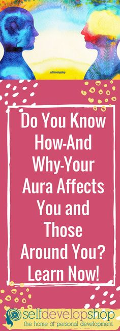 This Is How—And Why—Your #Aura Affects You and Those Around You #healthy #healthyliving