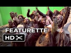 The Hobbit: The Battle of the Five Armies Featurette - 17 Year Journey (2014) - Movie HD - YouTube