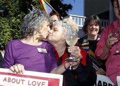 #SCOTUS and #DOMA - Glad we got to share in the Bellingham Herald article.