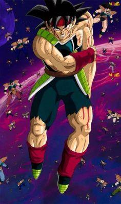 Bardock fighting for his planet. Dragon Ball Z Shirt, Dragon Ball Image, Goku Y Vegeta, Dragon Super, Best Anime Shows, Z Arts, Fanart, Anime Comics, Anime Characters