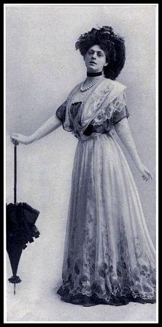 Ethel Barrymore, 1907