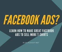 Learn how to create low-cost, high-converting Facebook T-shirt Ads to sell way more tees. Stop wasting money and check the definitive guide for sellers.