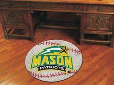 George Mason University Baseball Mat