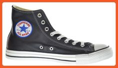 Converse Chuck Taylor All Star Hi Men's Sneakers Black 1s581 (9 D(M) US) - Sneakers for women (*Amazon Partner-Link)