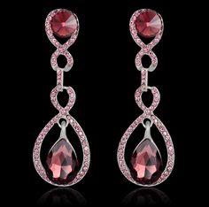 2016 Hot Sale Earrings Crystal Teardrop Hanging Earrings Women Jewelry Gifts For Her Women Jewelry From Janet521, $1.61 | Dhgate.Com