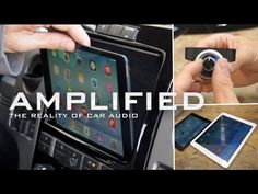 New iPads and Car Dashboards! iPad Install Tips - Amplified #128 - YouTube