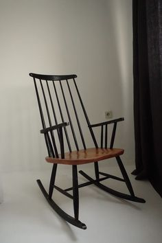 Lena larsson i bohem 2402 i nesto i rocking chair i for Schaukelstuhl 50er