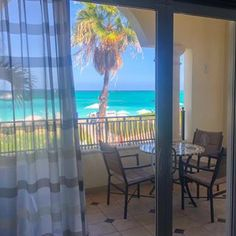 WAKING UP TO VIEWS LIKE THIS.... I could stay here forever! Taken FROM MY ROOM IN THE ITALIAN VILLAGE at @BeachesResorts in #turksandcaicos #beachesturksandcaicos  #beachesmoms #skieslikethis #paradisefound  #luxurytravelblogger #travelblogger  #socialme