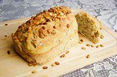 Recept Brood met pijnboompitten