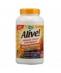 nature's way alive multi vitamin pills   alive multi vitamin pills