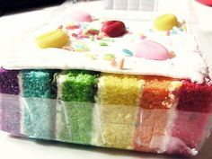 Rinbow cake