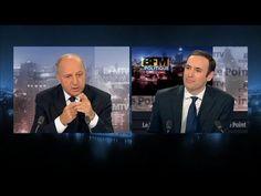 Politique - BFM Politique : Laurent Fabius répond aux questions de Yann Antony Noghès - 10/02 - http://pouvoirpolitique.com/bfm-politique-laurent-fabius-repond-aux-questions-de-yann-antony-noghes-1002/