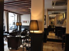 Paris Noir Hotel France, Europe Noir Hotel is a popular choice amongst travelers in Paris, whether exploring or just passing through. Featuring a complete list of amenities, guests will find their stay at the property a comfortable one. Facilities like free Wi-Fi in all rooms, fax machine, photocopying, 24-hour front desk, 24-hour room service are readily available for you to enjoy. Television LCD/plasma screen, carpeting, fax machine, linens, towels can be found in selected g...