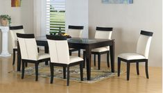 20+ Modern Dining Table and Chairs - What is the Best Interior Paint Check more at http://www.soarority.com/modern-dining-table-and-chairs/