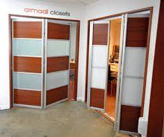Image result for bi fold interior screen doors