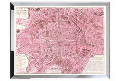 Map of Pink Paris - LURVE!!