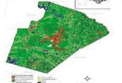 GIS Agriculture - AABSyS uses imagery data at different spatial, spectral and temporal resolutions for agricultural mapping.