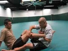 Footlock with Ryron Gracie and Rener Gracie