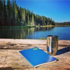 Innate Doppio x Moments of peace at Beaverdam campground. | #itsdopeyo #camping #lake #day
