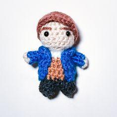 Double Crochet, Single Crochet, Hp Harry Potter, Magic Circle, Little Bow, Lion Brand, Yarn Needle, Stitch Markers, Fantastic Beasts