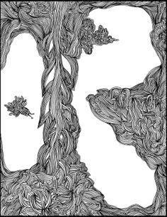 """""""Sometimes I Doodle"""" - Steve Vistaunet"""