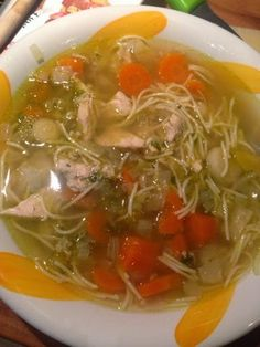 """twopeasinalunchbox: My super easy and delicious chicken stew (Hühnereintopf) or """"comfort in a bowl"""""""