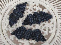 Bat Pattern - free on Ravelry