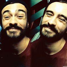 ivbenjamin: bastille-bad-blood-fan: he's so adorable The best half assed smile in the world