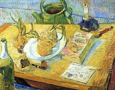 Vincent Van Gogh ...Still Life With Onions