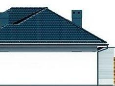 DOM.PL™ - Projekt domu DPS Madera 4 CE - DOM DPS1-34 - gotowy koszt budowy Dom, Solar Panels, Outdoor Decor, Home Decor, Wood, Homemade Home Decor, Solar Panel Lights, Sun Panels, Decoration Home