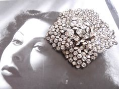 Vintage 1920s 1930s Brooch Pin by GoodGoodyGirlsJewels on Etsy, $68.00