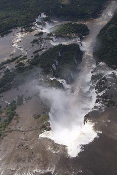 Iquazu Falls by richcontent, via Flickr