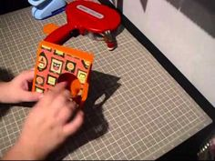 ▶ Halloween Series #2 Quick, Easy and Inexpensive Candy Holders - YouTube