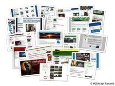 M2Design Diseño Web Panama Portafolio