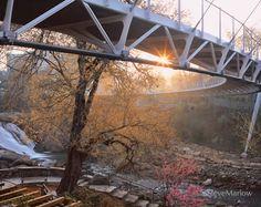 Falls Park, Greenville SC.  **love**